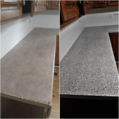 Countertop Refinishing, Kitchen Resurfacing 16