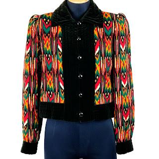 Yves Saint Laurent Vintage Quilted Jacket