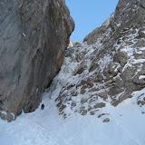 Fotos de Ruta Jacobea, Valle de Izás (Canfranc – Huesca), 5 de marzo de 2011.
