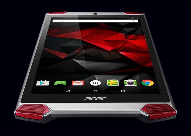 IFA 2015: Acer Predator 8 GT-810, tablet dành cho game thủ