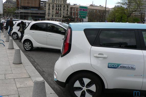 7 nuevos puntos de recarga ultrarrápida de vehículo eléctrico en Madrid en 2021