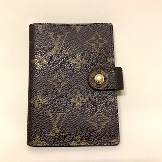 Louis Vuitton Notepad Case