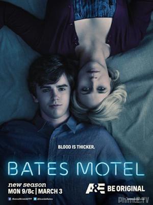 Phim Nhà Nghỉ Bates (phần 2) - Bates Motel (season 2) (2014)