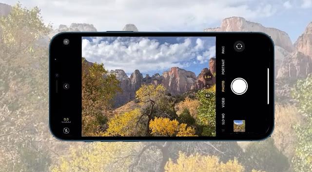 iPhone 12 Pro veya 12 Pro Max ile En İyi Fotoğrafları Nasıl Çekebilirsiniz?