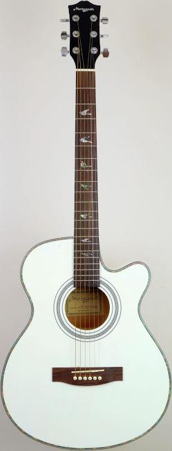 Martin Smith Cutaway Electro-Acoustic Guitar