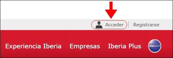 Abrir mi cuenta Iberia - 623