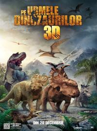 Pe urmele dinozaurilor desene animate in romana pentru copii