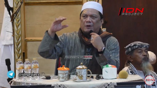 Doakan Jokowi Mundur, Yahya Waloni: Paling Bagus Ma'ruf Duduk sebagai Presiden