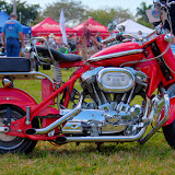 8th Annual Dania Beach Vintage Motorcycle Show