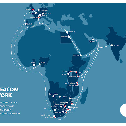 More than a third of Africans will soon have access to high-speed broadband Internet