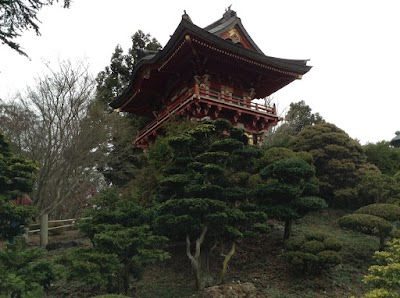 Japanese Tea Garden в Сан-Франциско
