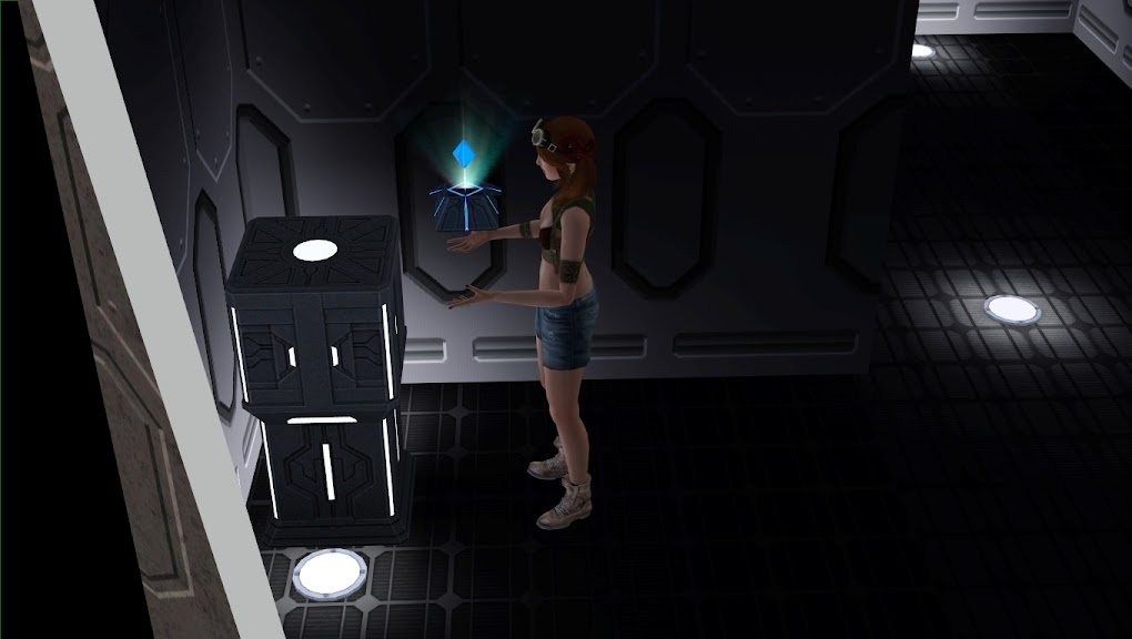 """Jugando a los sims """"Hacia el futuro"""" Screenshot-107"""