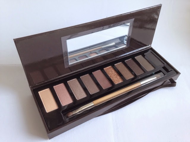 Clarins Basic Eyeshadow Palette