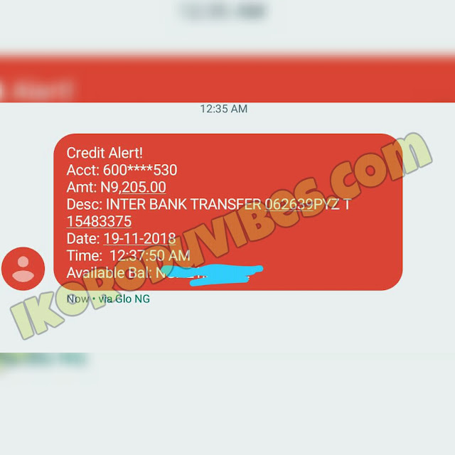 Paid Again! See How I Made N10,000 With N1,500 In Just 2Weeks