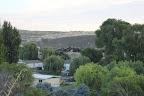 Coal Train Derailment near Mesa community - Tony Eveland credit