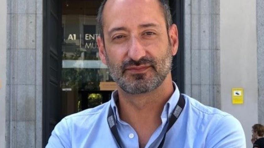 Javier Fernández, nuevo director del Museo Arqueológico de Almería.