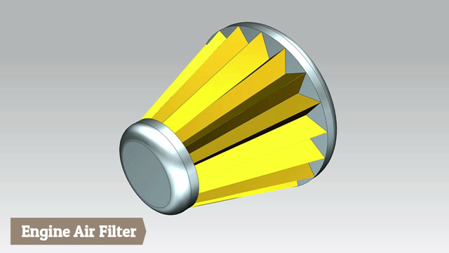Engine Air Filter-Nx