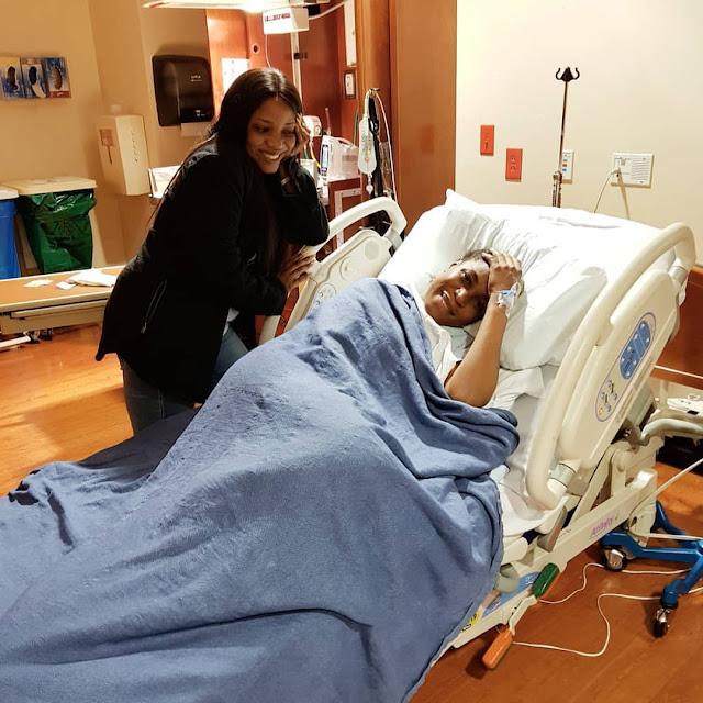 Sandra Ikeji Reveals How Linda's Baby J Was Born (Photos)