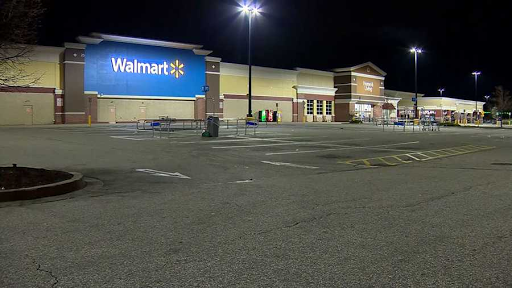 Man charged with armed robbery, biting Walmart security agent