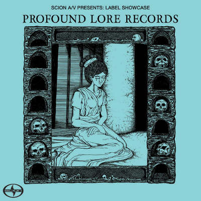 Pallbearer, Wolvhammer, Loss, The Atlas Moth, YOB - Label Showcase: Profound Lore [Split] (2012)