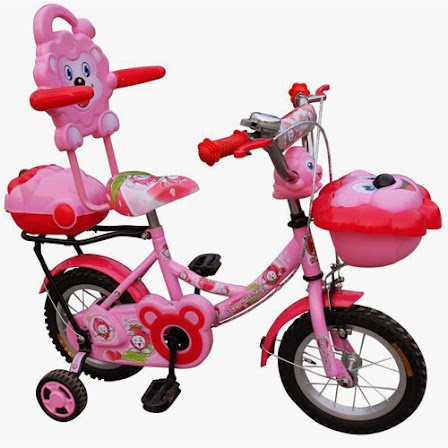 Xe đạp trẻ em thái 14 2