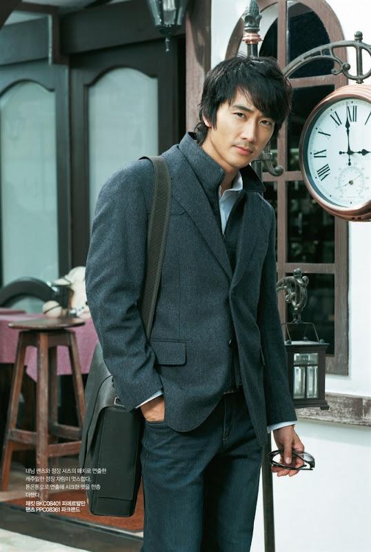 Song Seung Heon Korea Actor