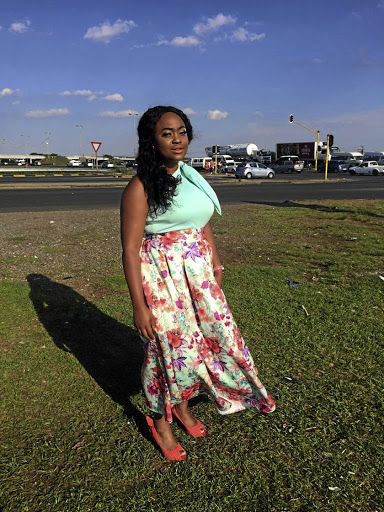 Kayise Ngqula is loving being the face of OPW despite the heavy schedule.