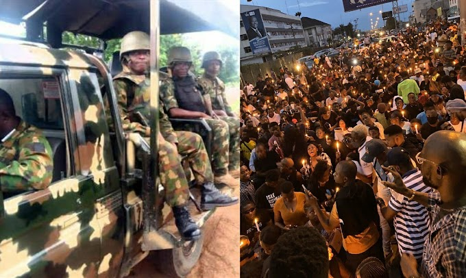 Army Set To Launch Operation 'Crocodile Smile' Amid #EndSARS Protests