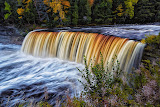 """Tahquamenon Falls"" by Roy Kropp -- 2nd Place Print"