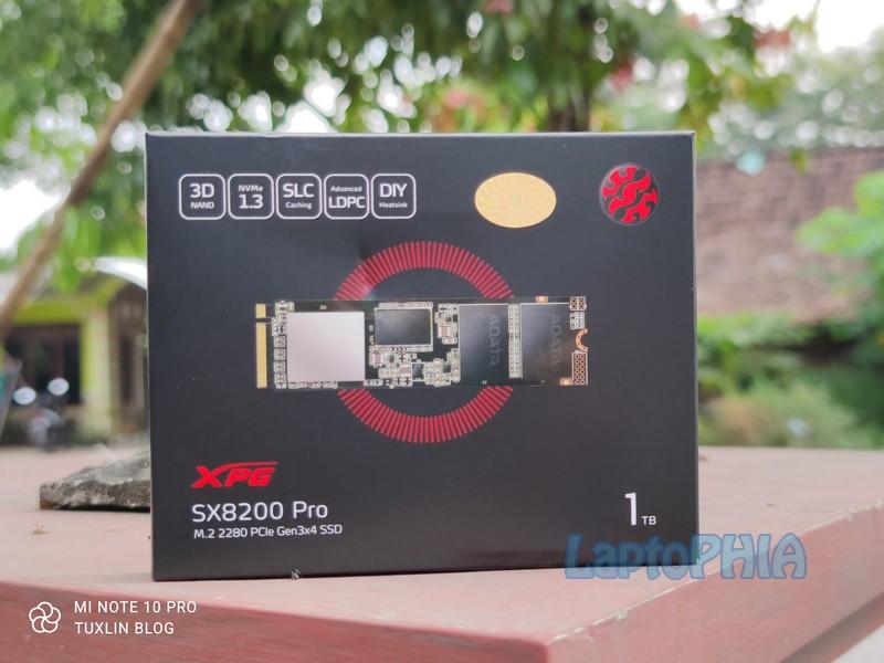 Review Adata XPG SX8200 Pro 1TB NVMe SSD, Performa Super Kencang dengan Harga Kompetitif