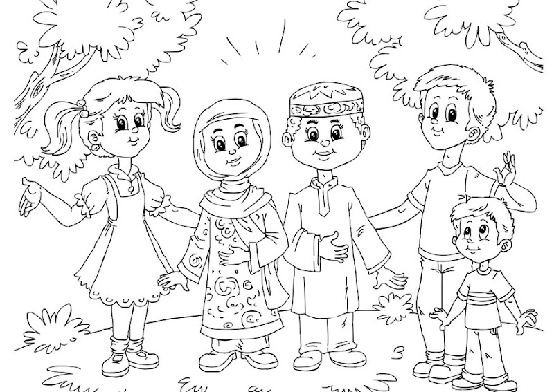 Tolerance Coloring Pages
