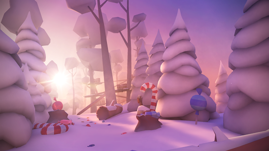 Merry Snowballs (Mobile, 360 & Cardboard) Mod
