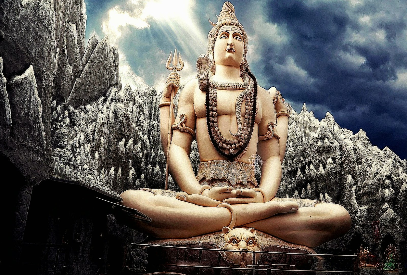 Lord Shiva As Ardhanareeswara Beautiful Hd Wallpapers For: Lord Shiva Wallpaper Hd