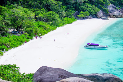 Wow Andaman Day Trip to Similan Islands from Phuket