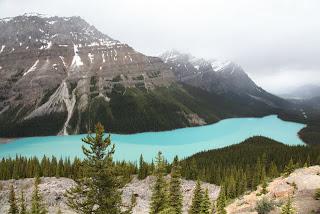 Vožnja po eni najlepših panoramskih cest Lake Louise - Jasper