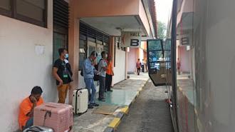 Sebanyak 197 PMI Kembali ke Daerah Asal