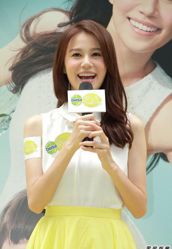 Priscilla Wong China Actor