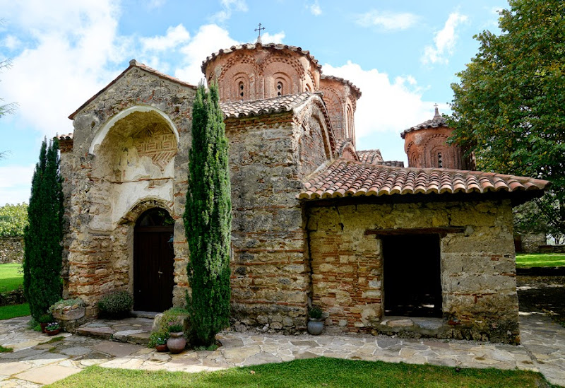 4. The Monastery of the Most Holy Theotokos Eleusa. XI Century