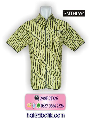 model pakaian batik, jual baju online, model baju batik modern