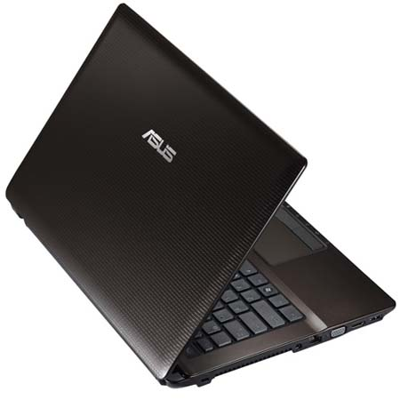 Asus K43 Series | Asus K43SJ and Asus K43SV Specifications