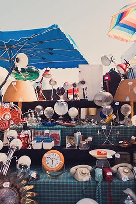 Lost&Found llena de objetos vintage el Conde Duque
