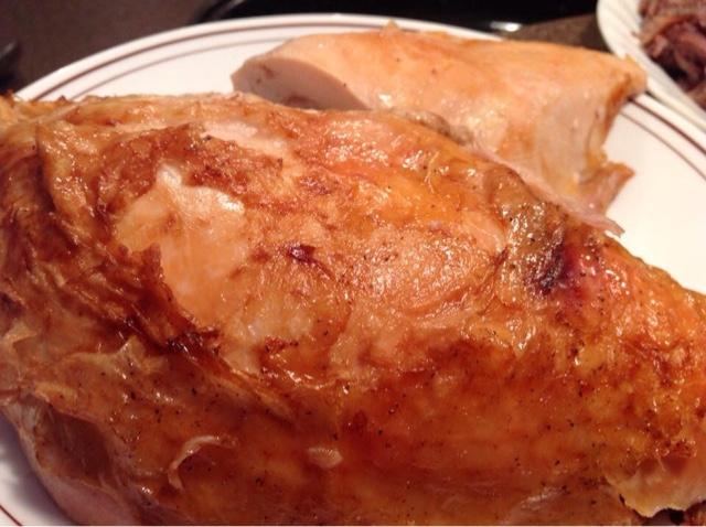 turkey by chef bari