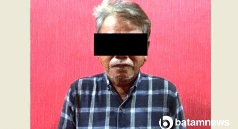 Hina Presiden Jokowi, Seorang Kakek Ditangkap Polda Kepri