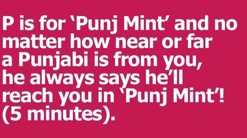 Awesome facts about Punjabi