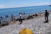 Viral, Emas Bermunculan di Desa Tamilow Malteng