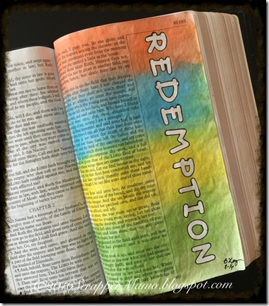 Bible Art-Women of Valor-Ruth