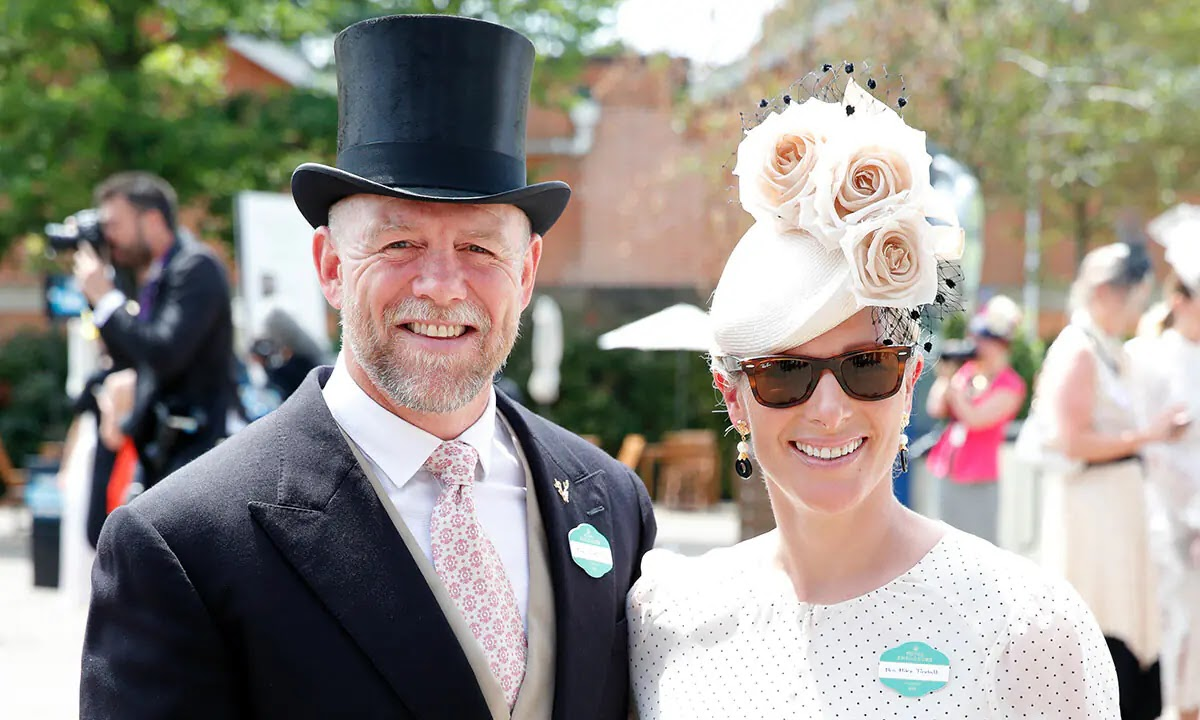 Mike and Zara Tindall to Mark Special Milestone this Week