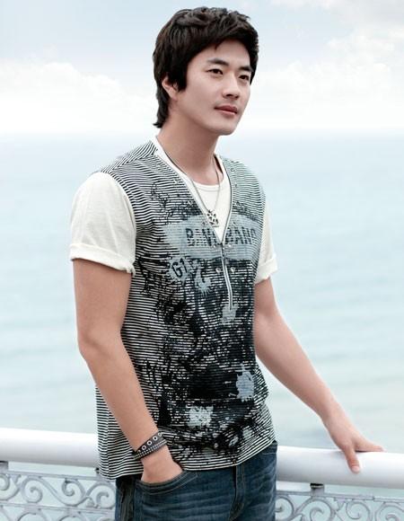 Kwon Sang-woo Korea Actor