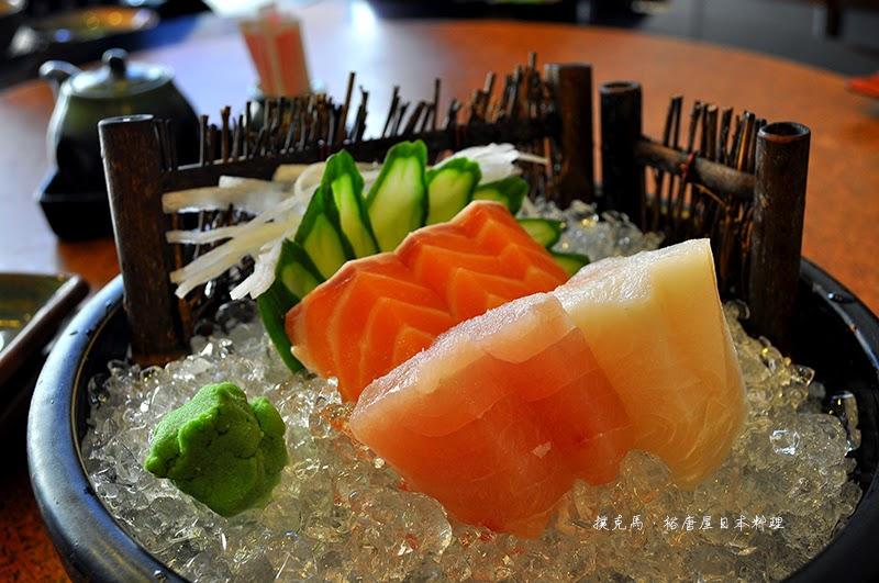 裕唐屋平價日本料理綜合生魚片