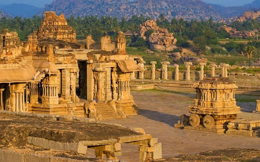 Затерянные города, Виджаянагар